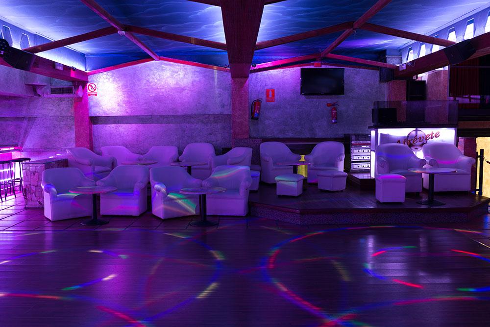 Disco Atrévete - Sala 1