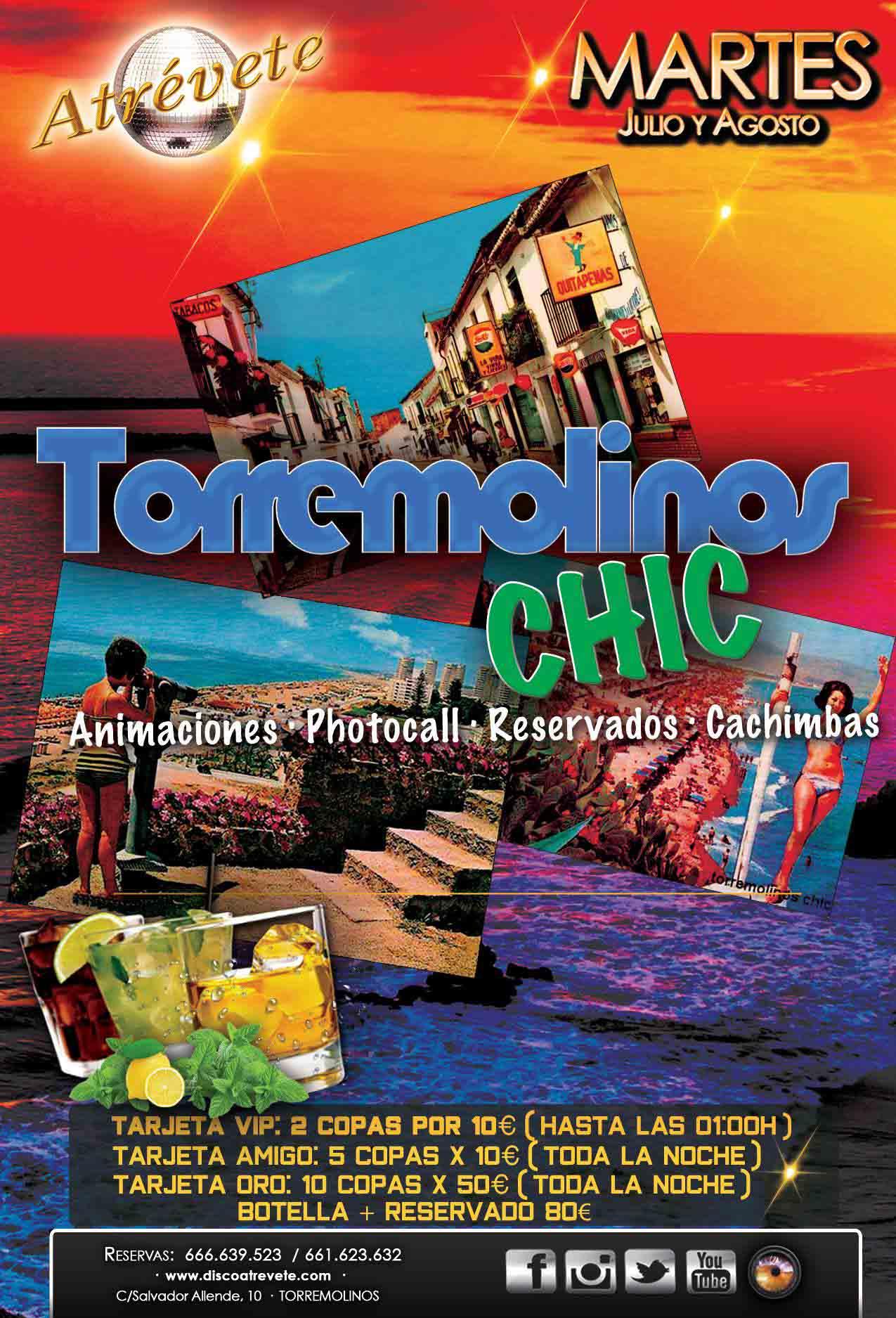 TORREMOLINOS CHIC