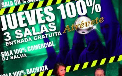 JUEVES 100%